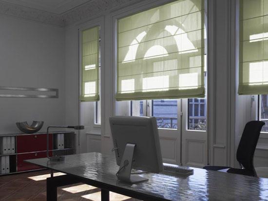 sistema raff silent gliss 2210 raffvorhangsysteme von silent gliss architonic. Black Bedroom Furniture Sets. Home Design Ideas