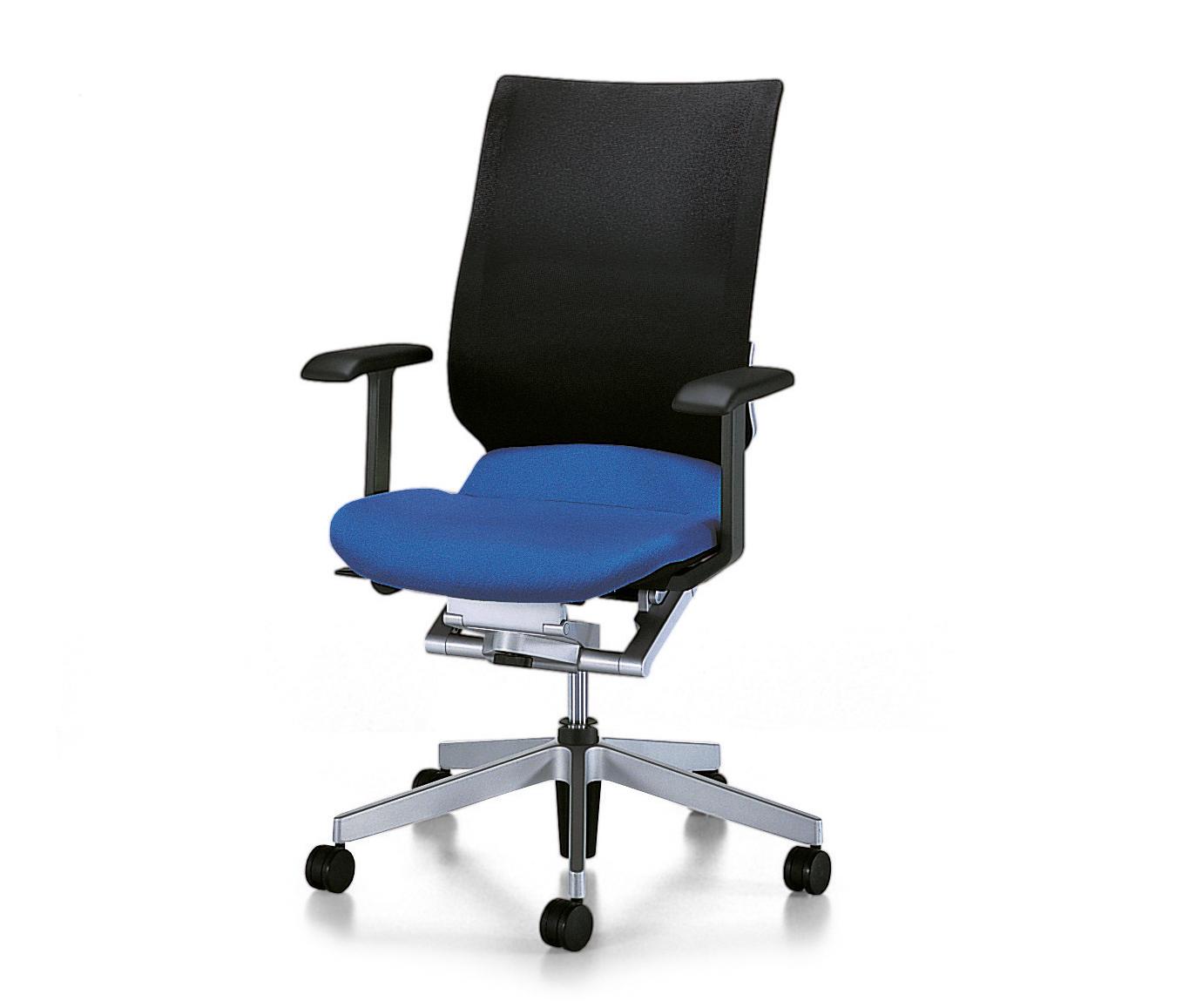 Agata a chaises de travail de kokuyo architonic for Chaise de travail