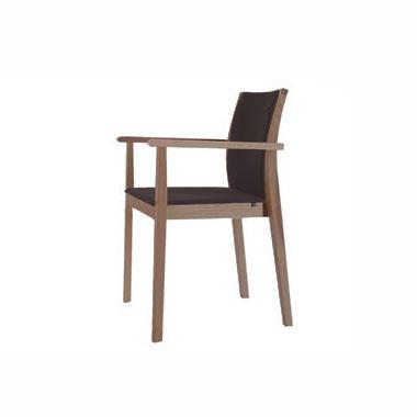 Lh07a34 Armlehnstuhl Stühle Von Längle Hagspiel Architonic