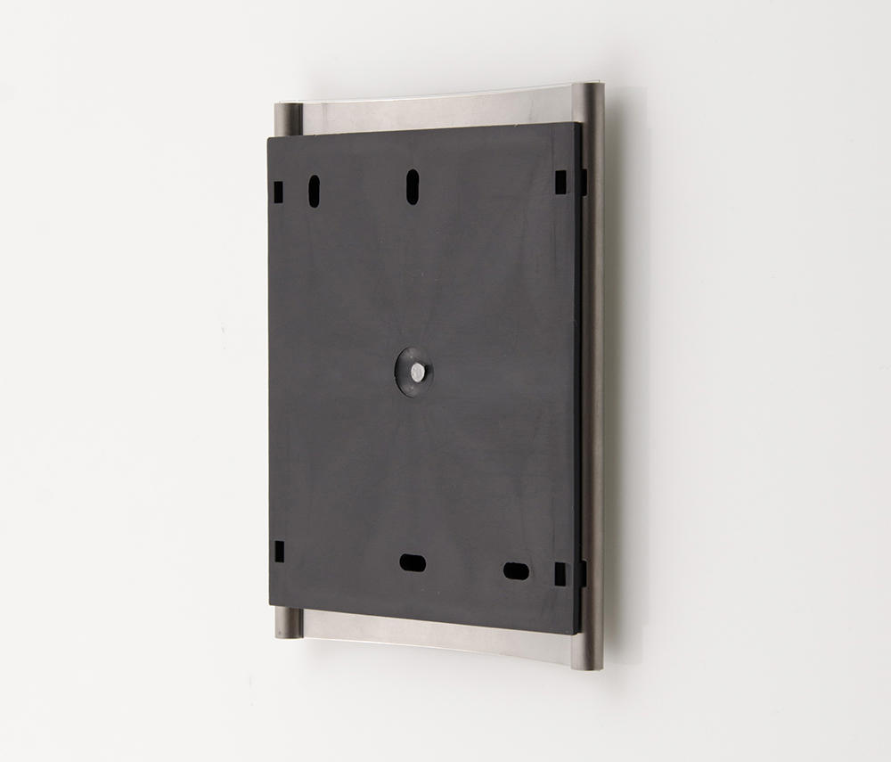 Tube panel door plate stainless steel room signs from