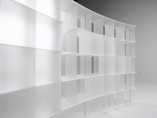 PERFORMASCREEN Shelving from performa Architonic