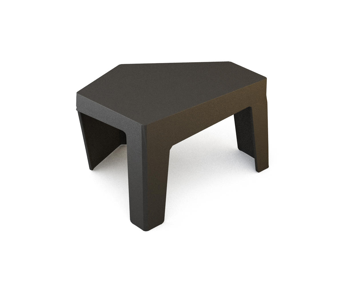 Maze side table high side tables from quinze milan for High side table