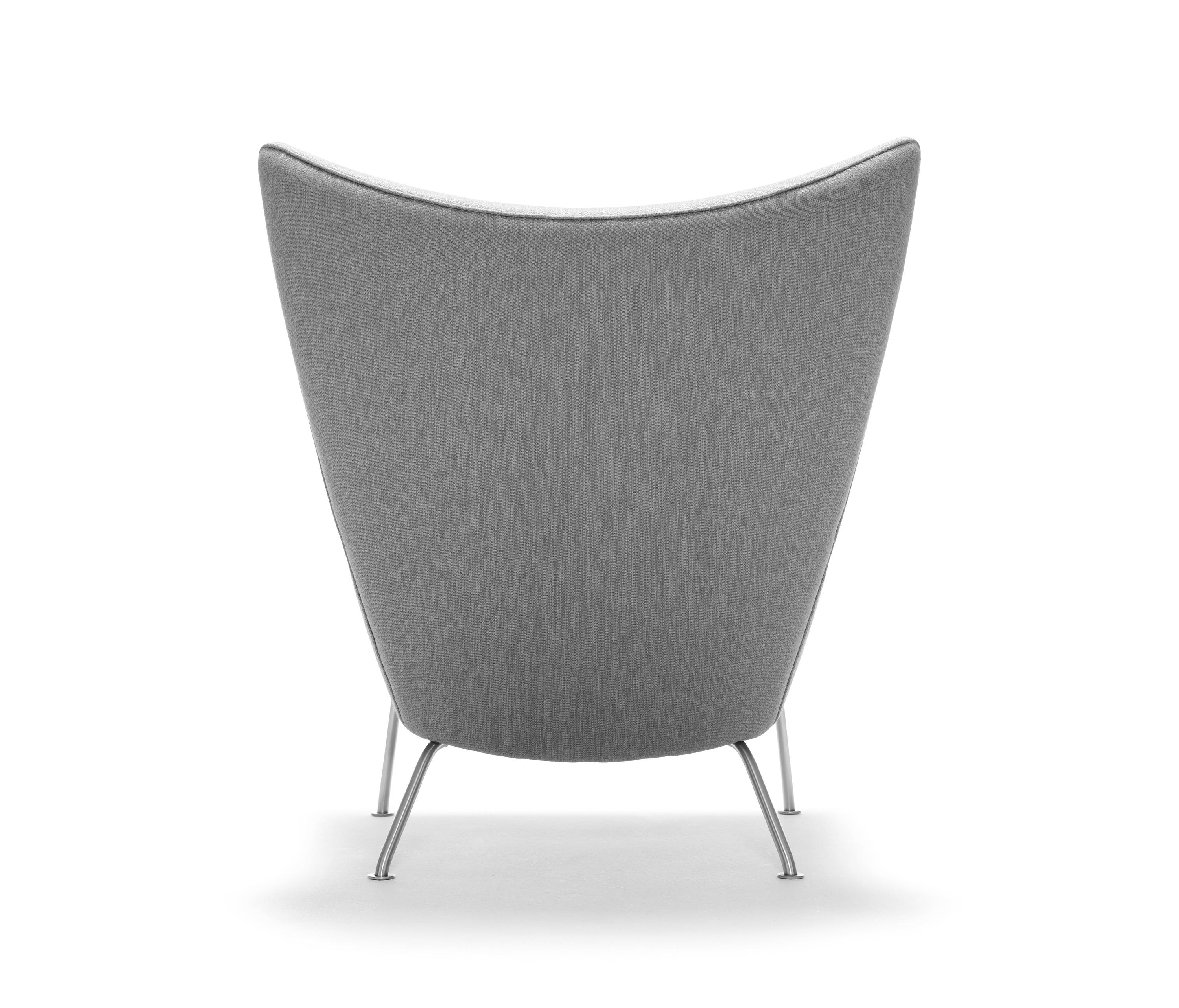 CH445 WING CHAIR Lounge chairs from Carl Hansen & S¸n