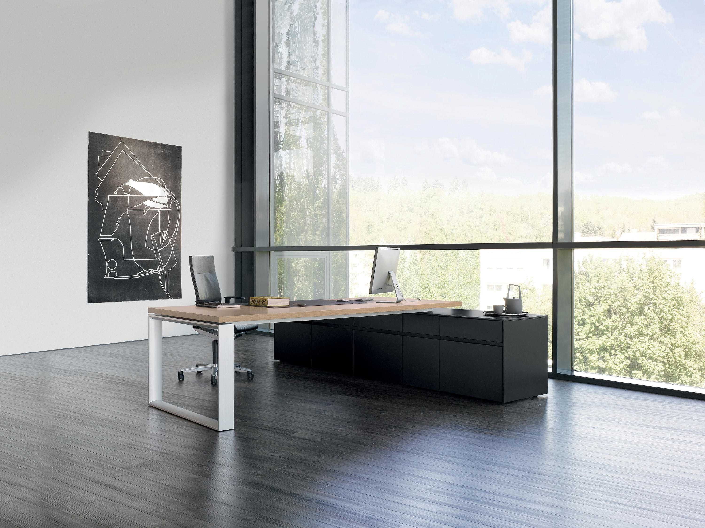 SONO TABLE - Executive desks from RENZ   Architonic