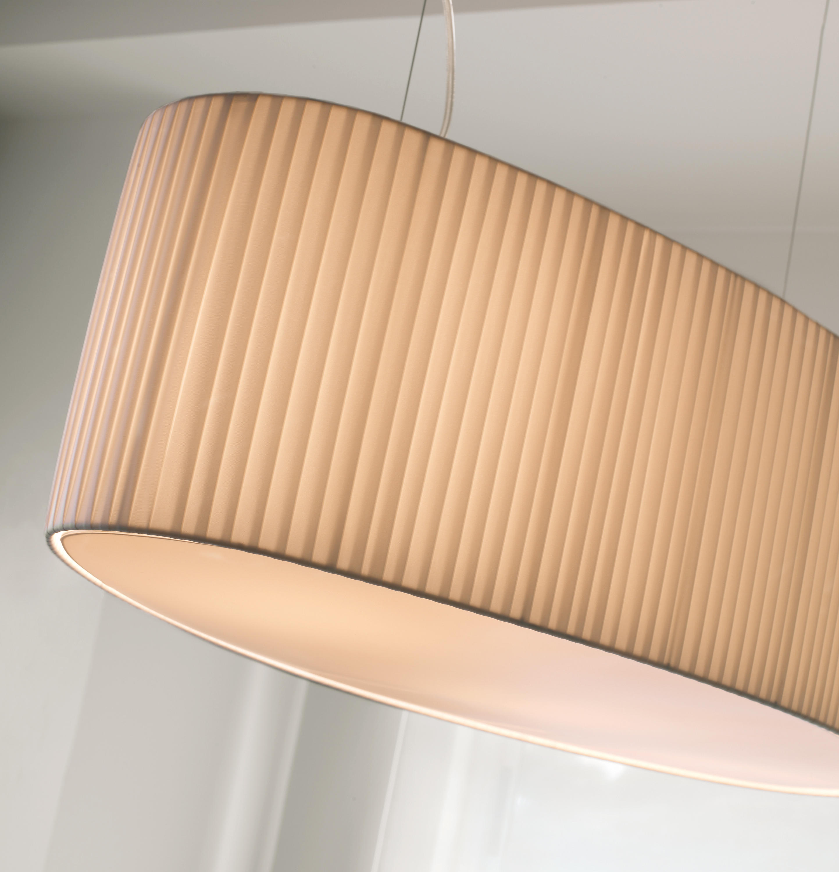Oval pendant lamp suspended lights from bover architonic oval pendant lamp by bover suspended lights aloadofball Images