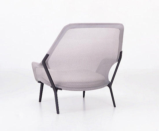 Photographer: Marc Eggimann Slow Chair U0026 Ottoman By Vitra | Armchairs