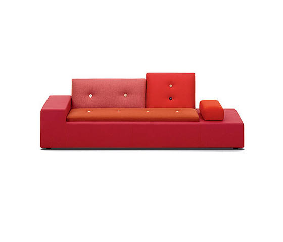 polder sofa xs lounge sofas from vitra architonic. Black Bedroom Furniture Sets. Home Design Ideas