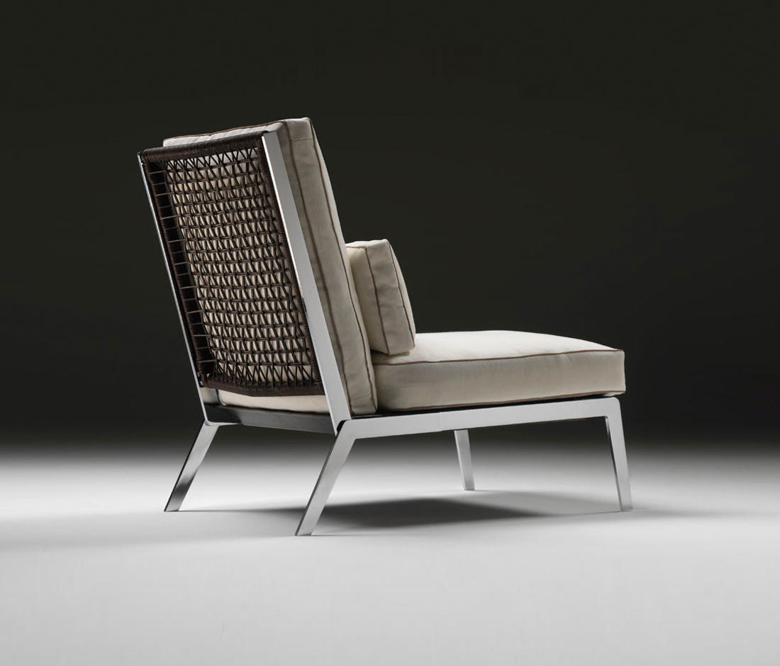 happy armchair lounge chairs from flexform architonic. Black Bedroom Furniture Sets. Home Design Ideas