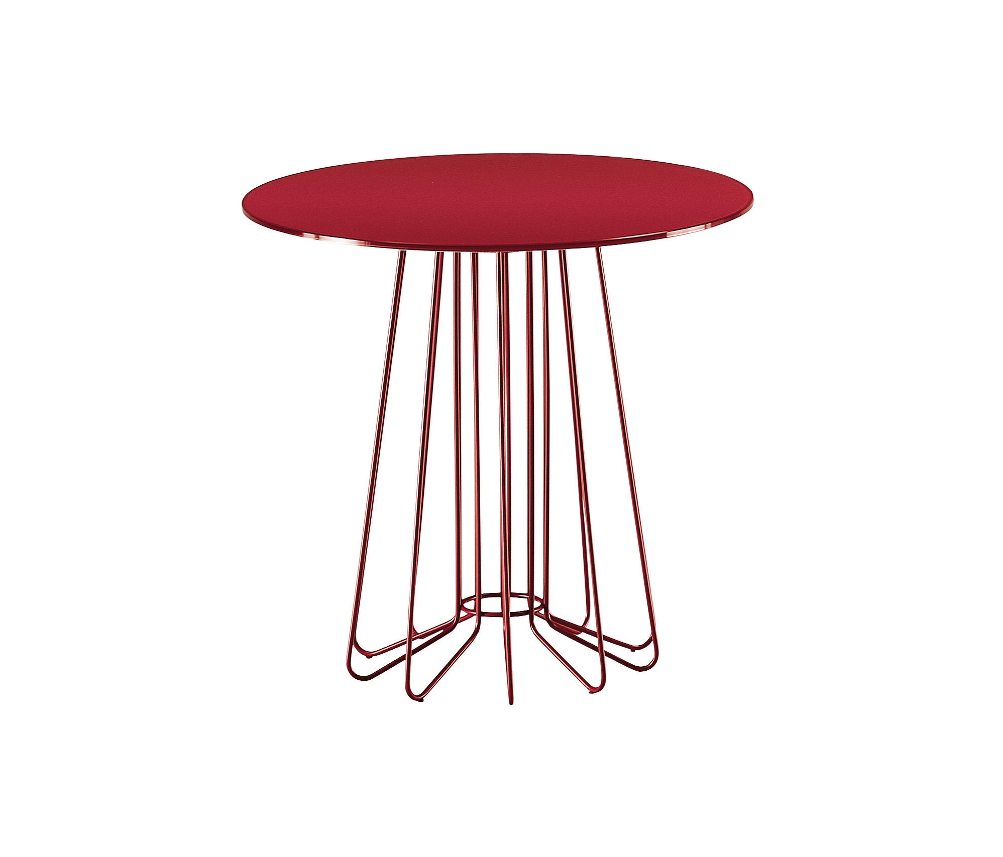 Small Wire 651 By Zanotta Side Tables