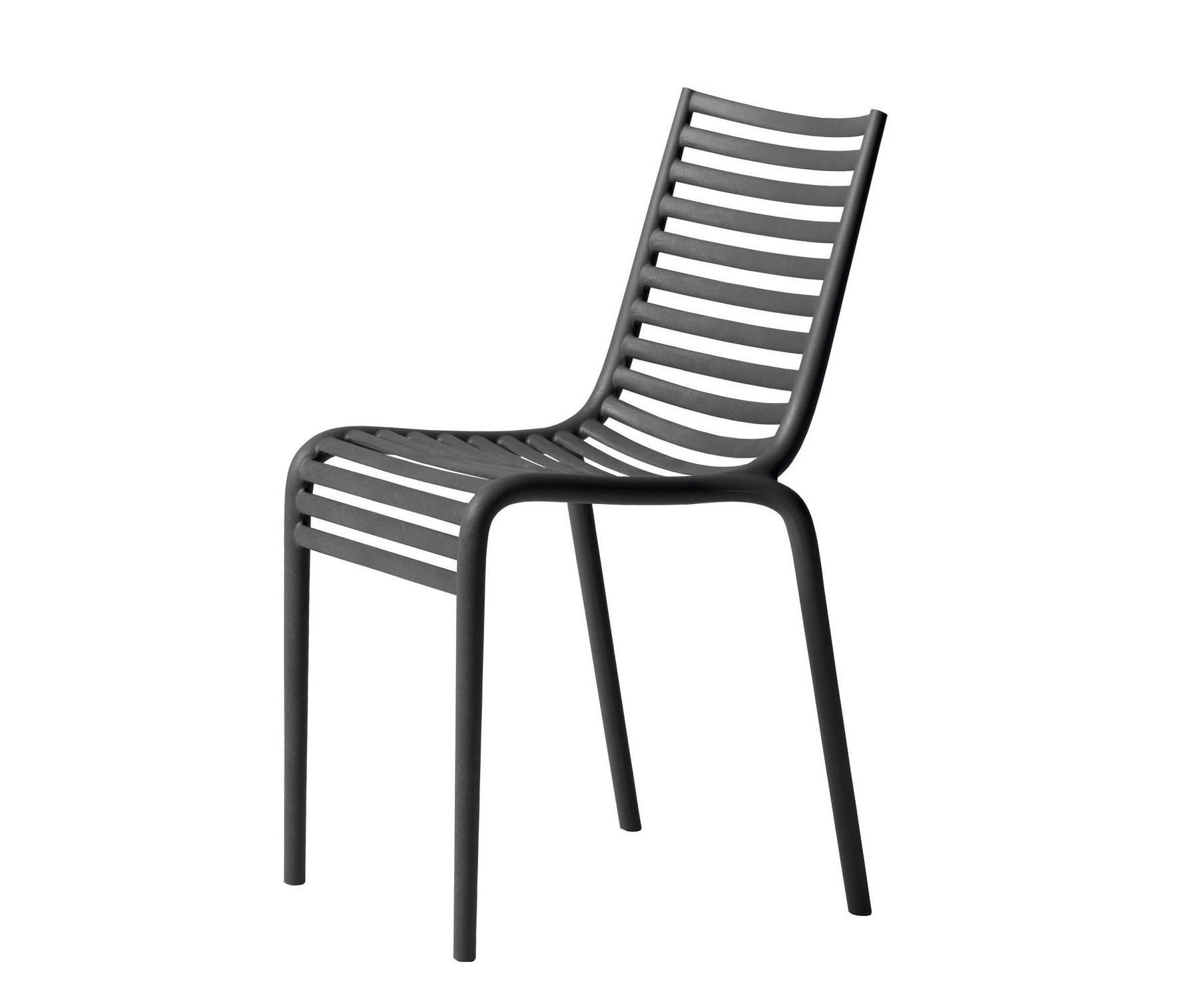 Pip e stackable chair by Driade