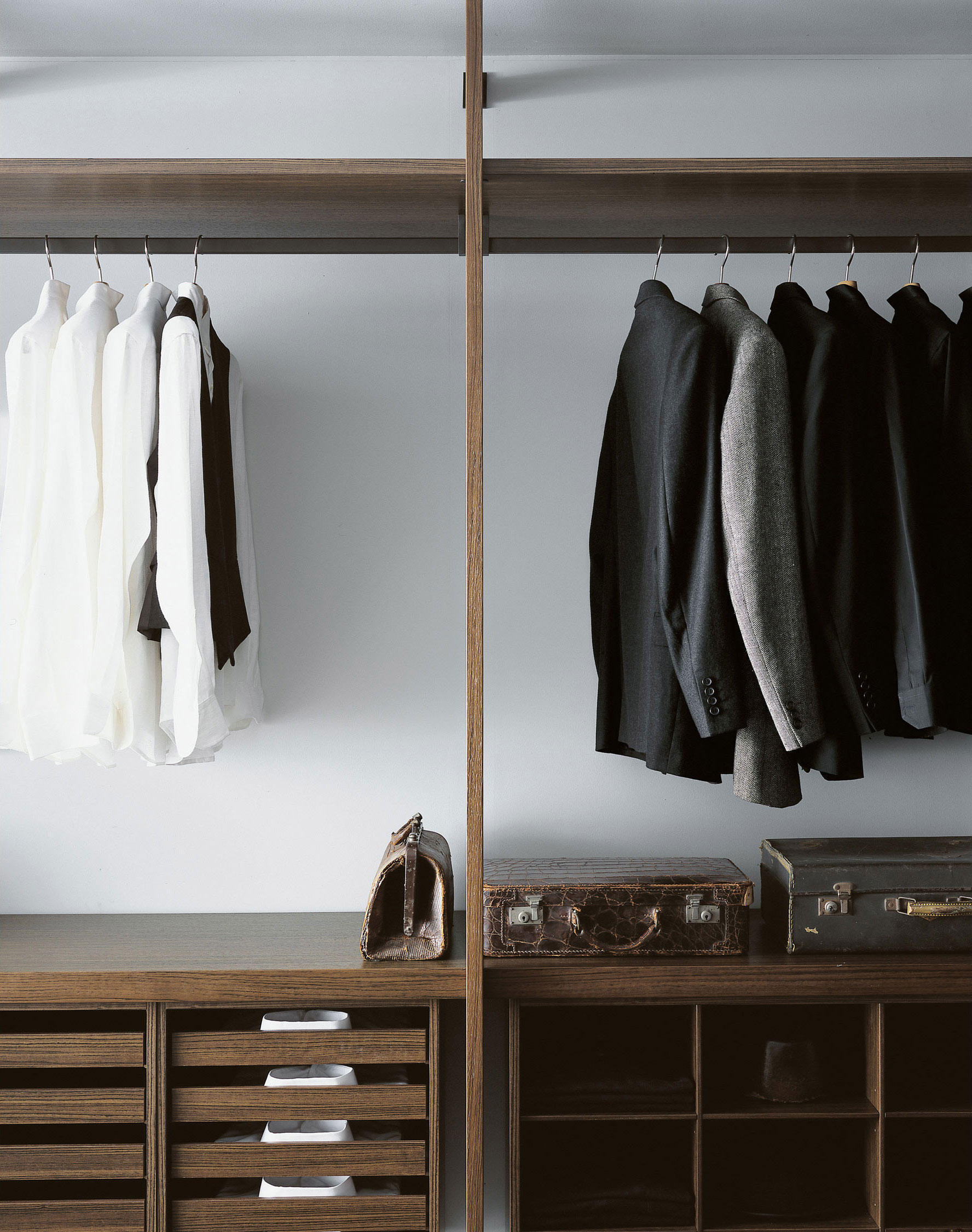 STORAGE CABINA ARMADIO - Walk-in wardrobes from PORRO | Architonic