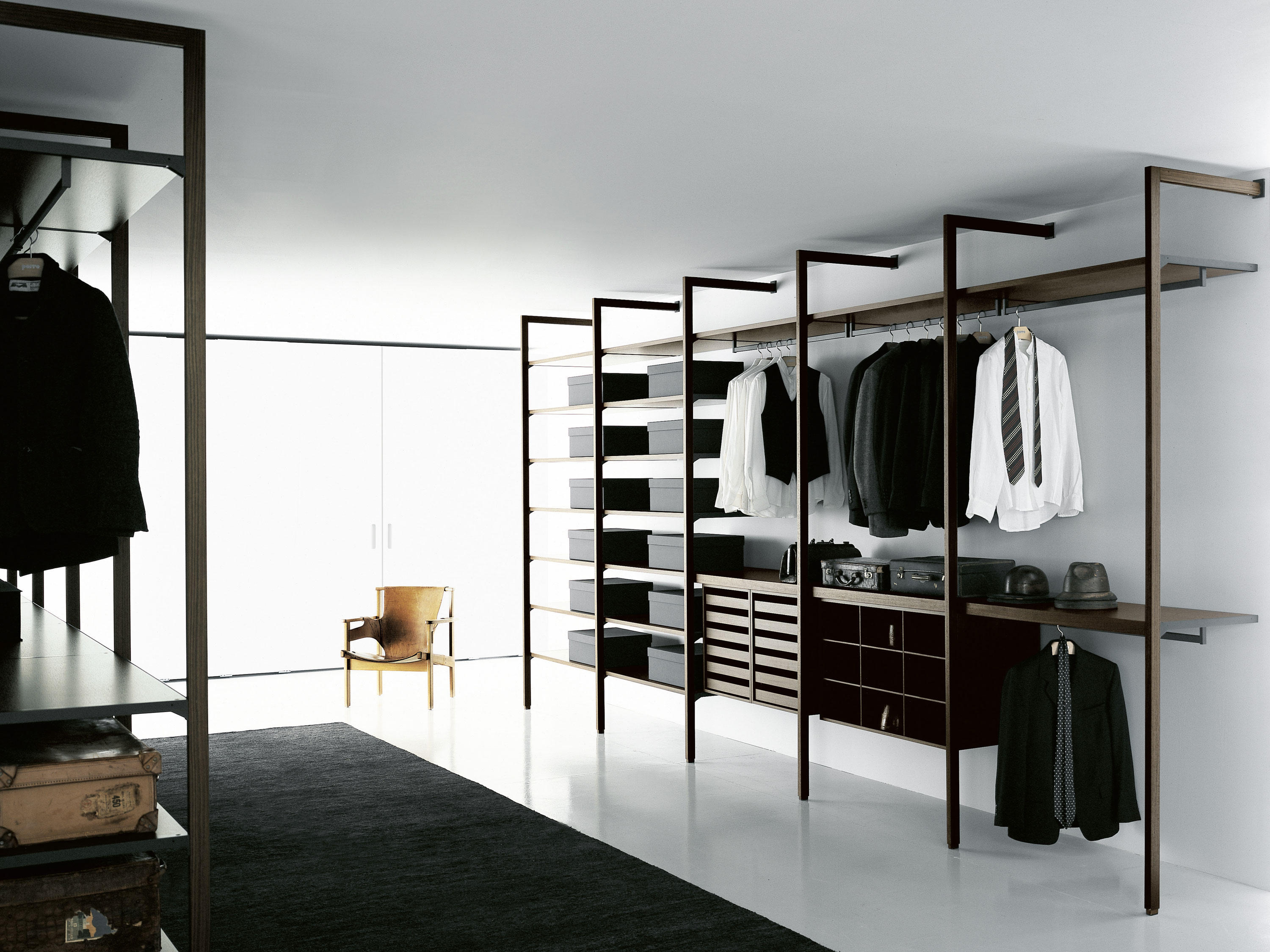 storage cabina armadio walk in wardrobes from porro