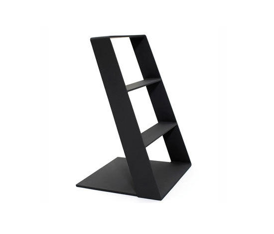 heaven ladder de swedese escaleras para bibliotecas