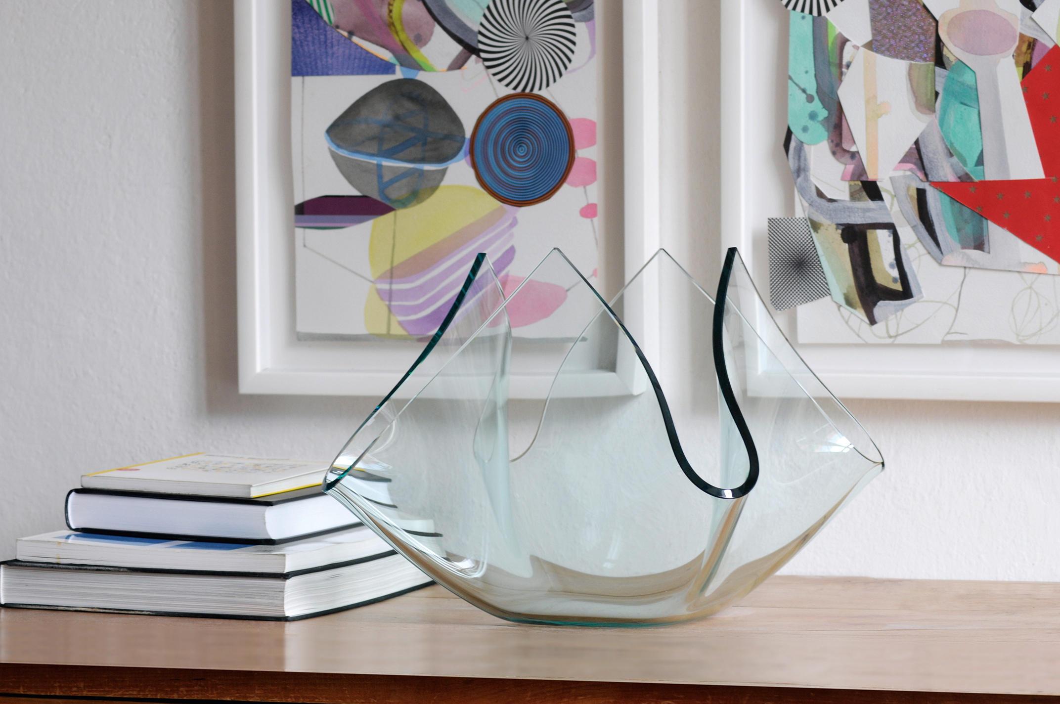 Cartoccio Q Vase by FontanaArte | Vases