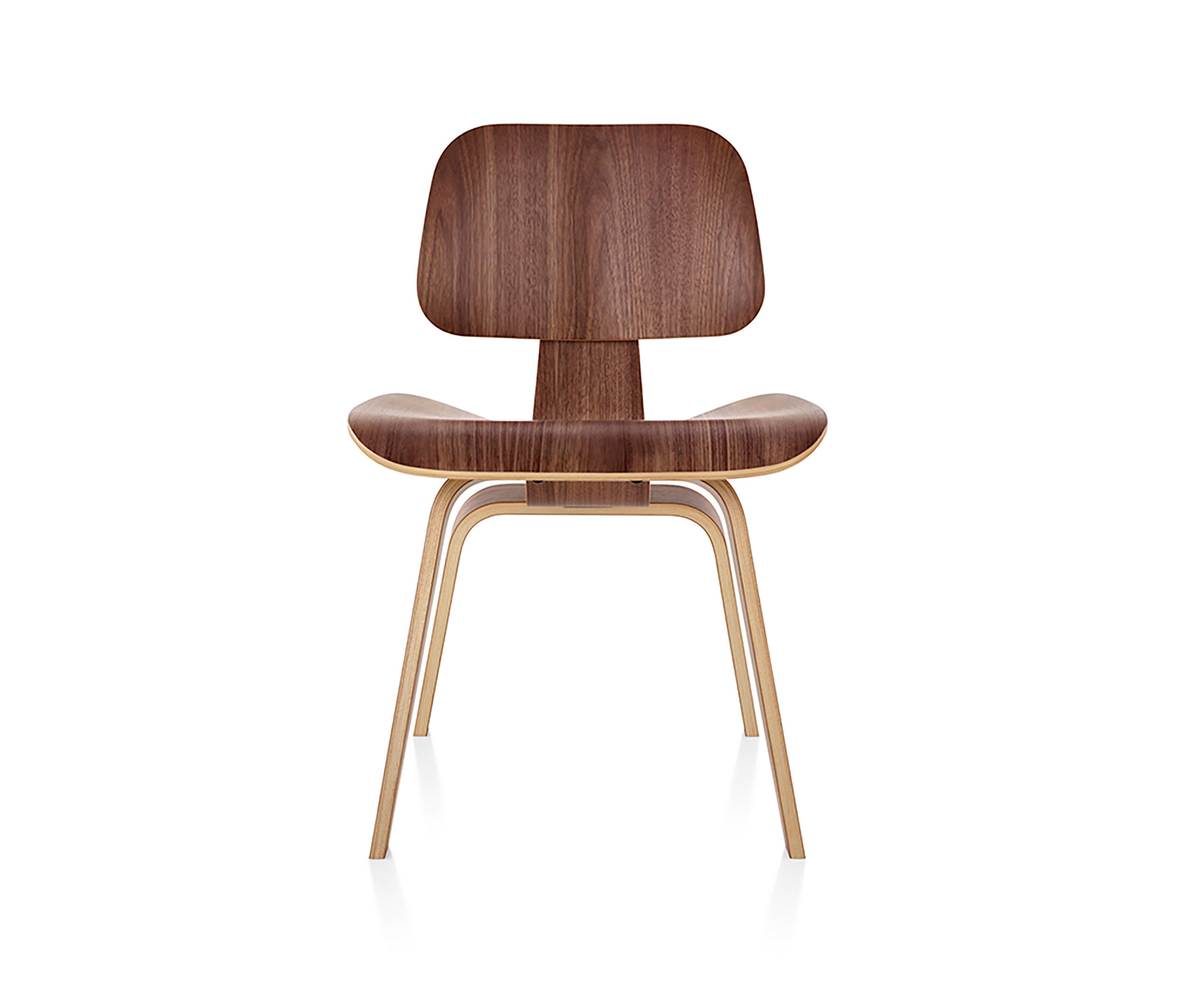 EAMES MOLDED PLYWOOD LOUNGE CHAIR WOOD BASE Lounge chairs from