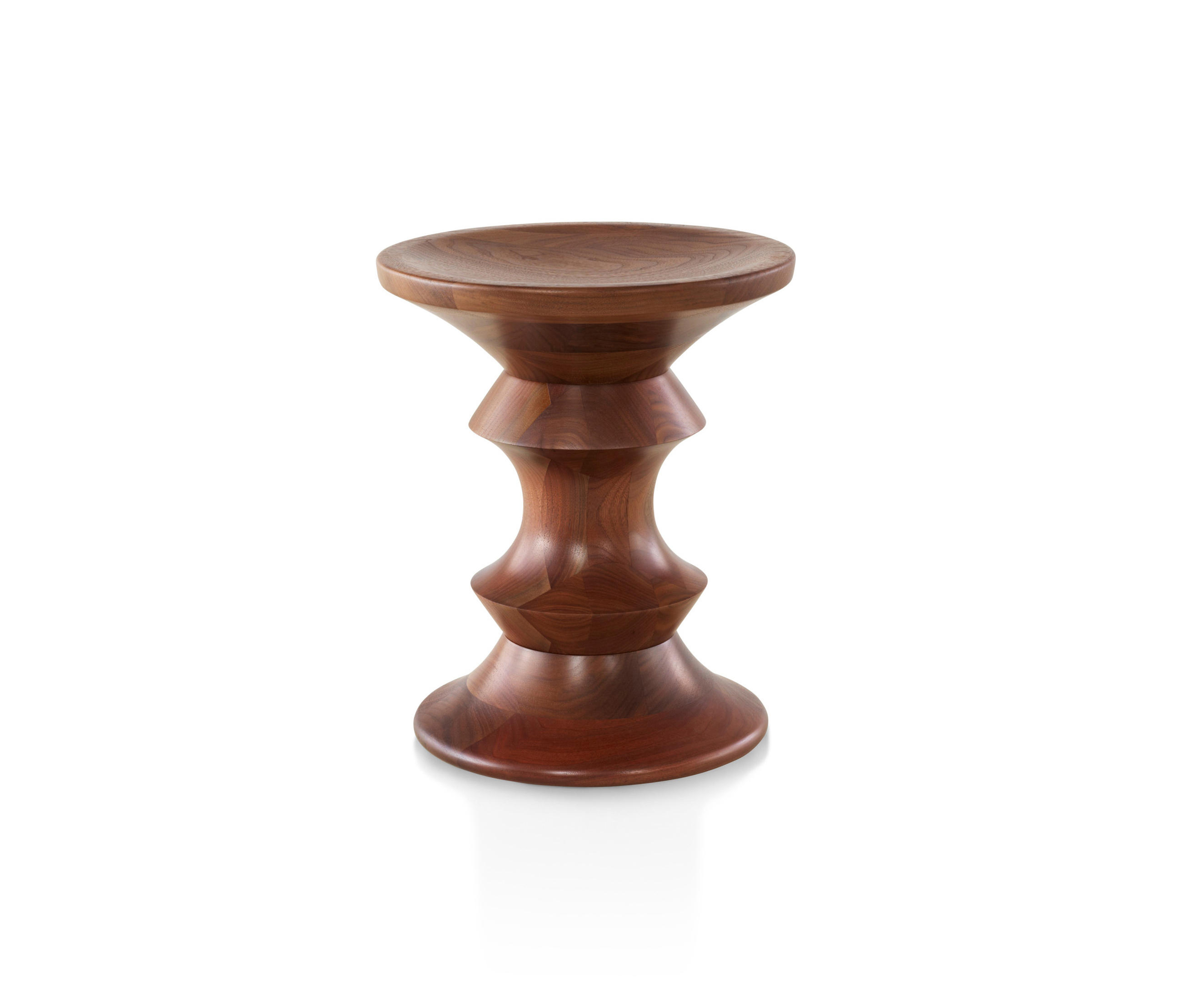 outlet store 76cdf aa5fa EAMES WALNUT STOOL - Side tables from Herman Miller | Architonic