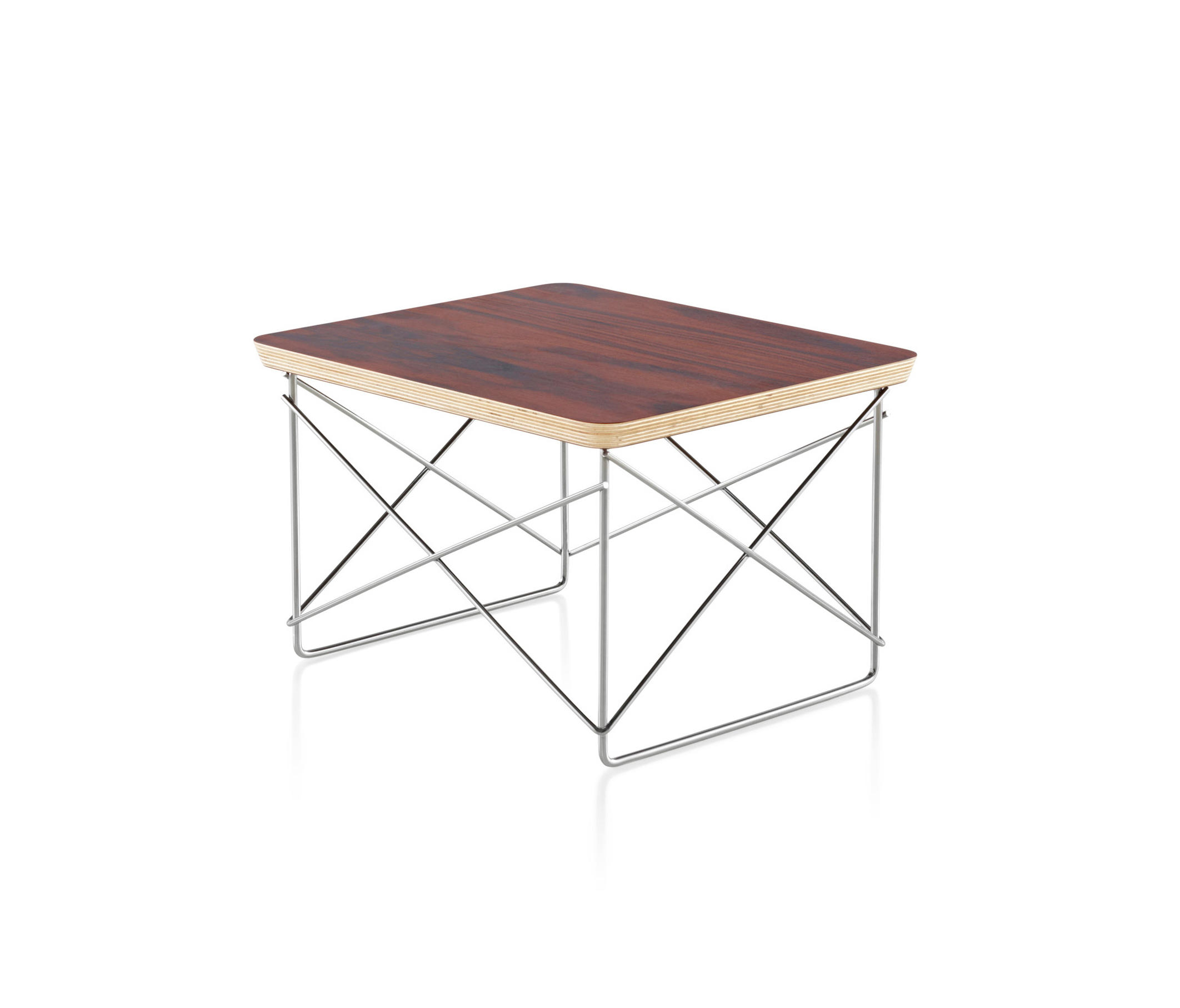 Eames wire base low table side tables from herman miller for Side table base