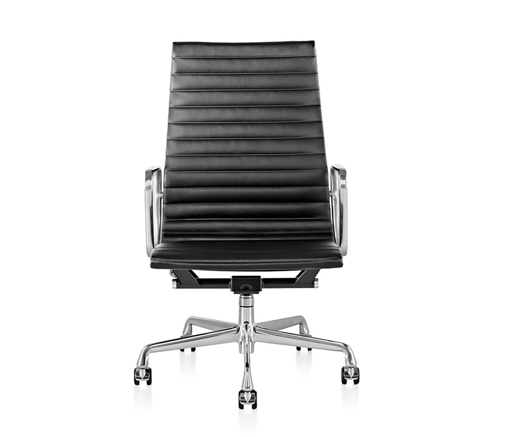eames aluminum group executive chair executive chairs. Black Bedroom Furniture Sets. Home Design Ideas