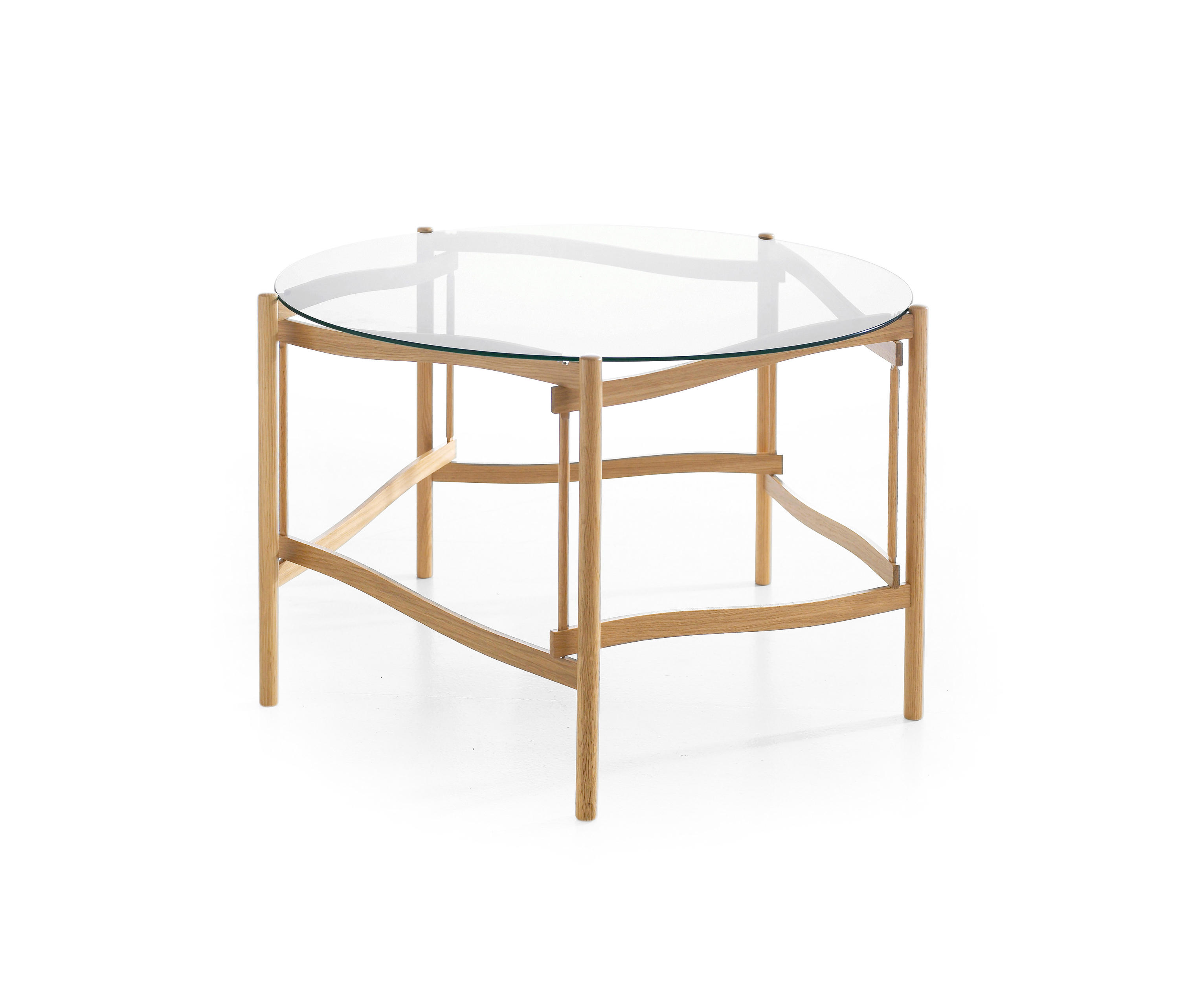 Glass Top Coffee Table From Karl Andersson: TEMA 176 - Coffee Tables From Karl Andersson