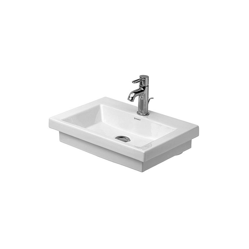 2nd floor handrinse basin wash basins from duravit architonic. Black Bedroom Furniture Sets. Home Design Ideas