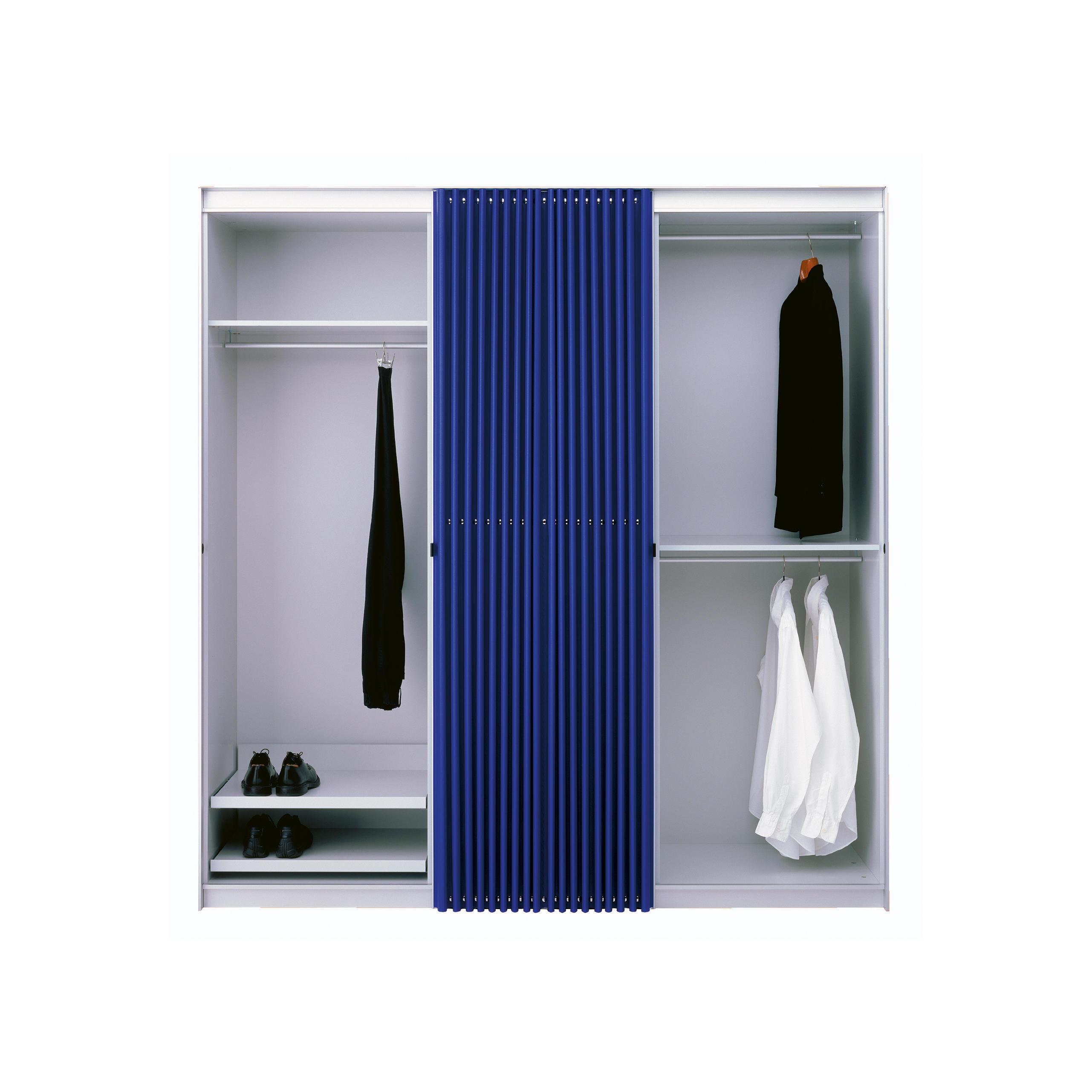 faltvorhang schrank 440 441 by thut mobel cabinets