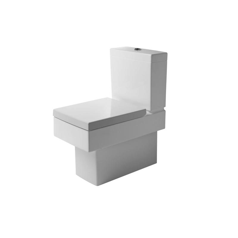 vero toilet close coupled toilets from duravit. Black Bedroom Furniture Sets. Home Design Ideas