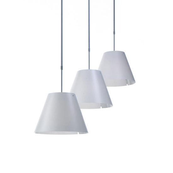 Costanza sospensione illuminazione generale luceplan for Luceplan catalogo