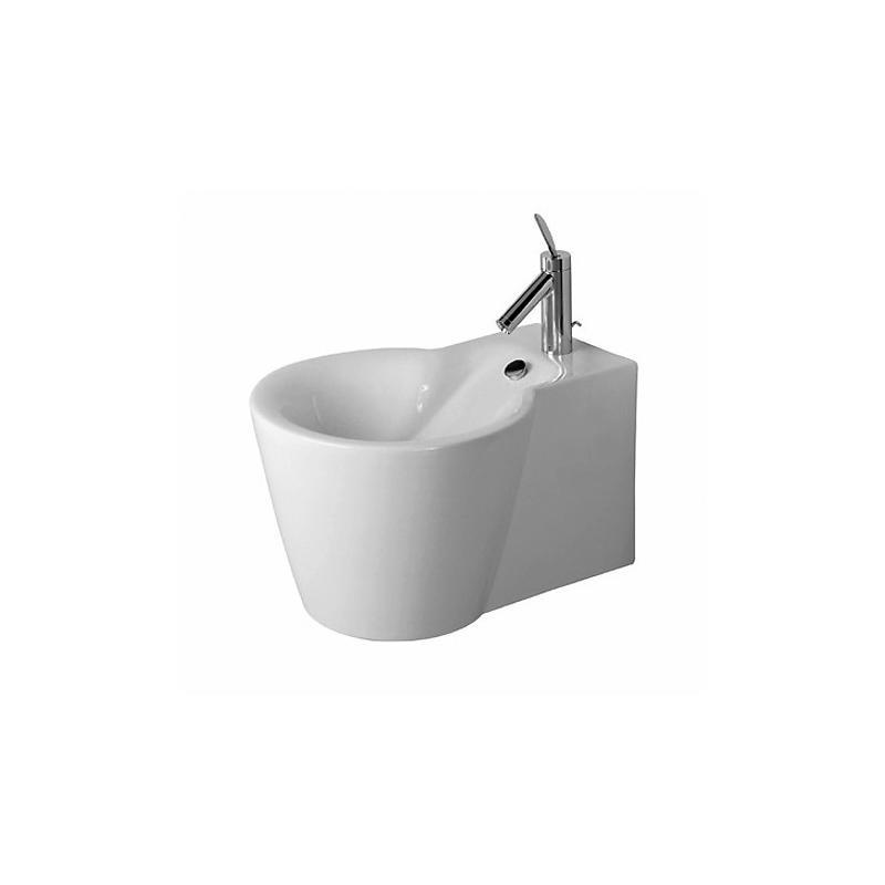 starck 1 wand bidet bidets von duravit architonic. Black Bedroom Furniture Sets. Home Design Ideas