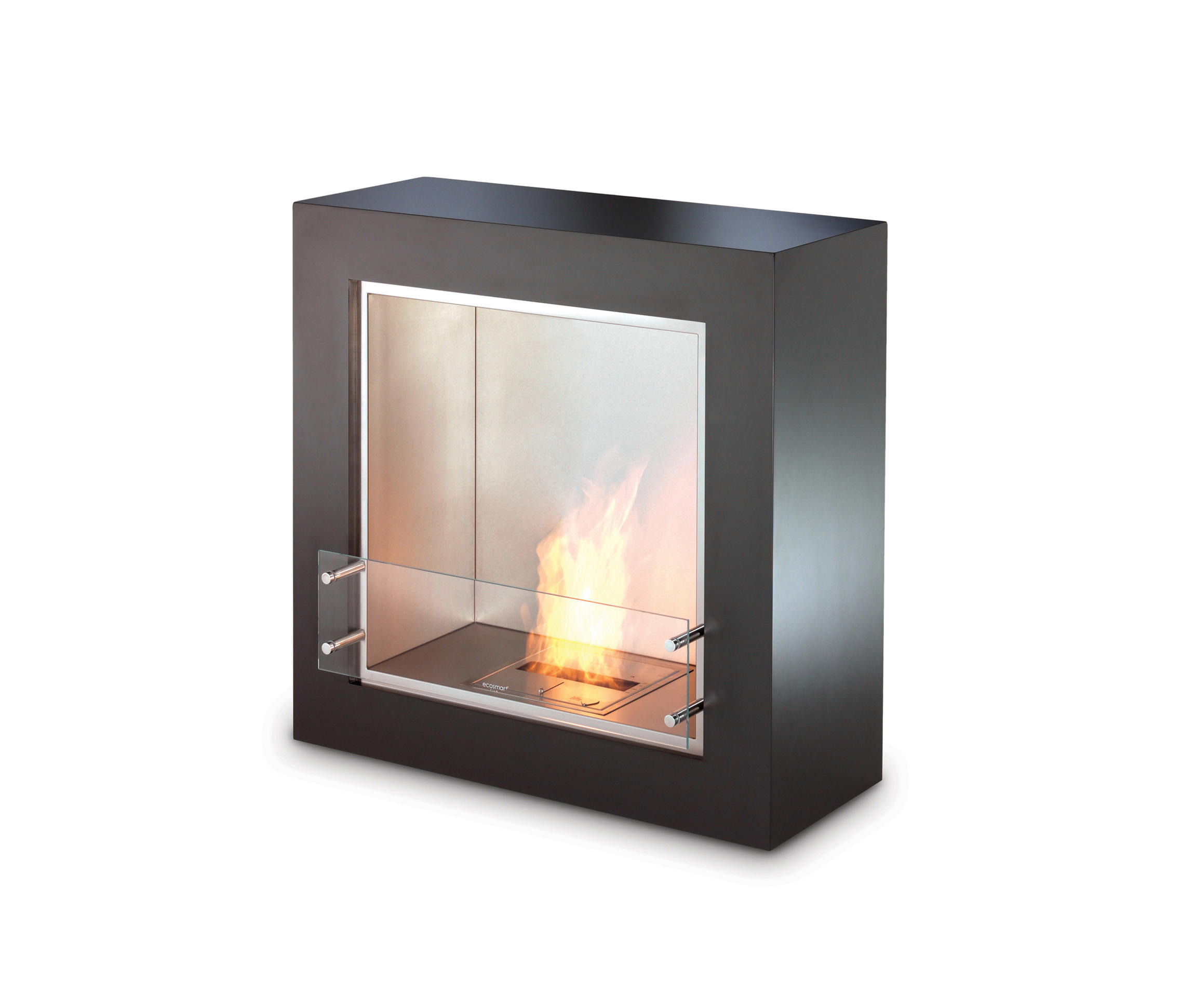 cube ventless ethanol fires from ecosmart fire architonic
