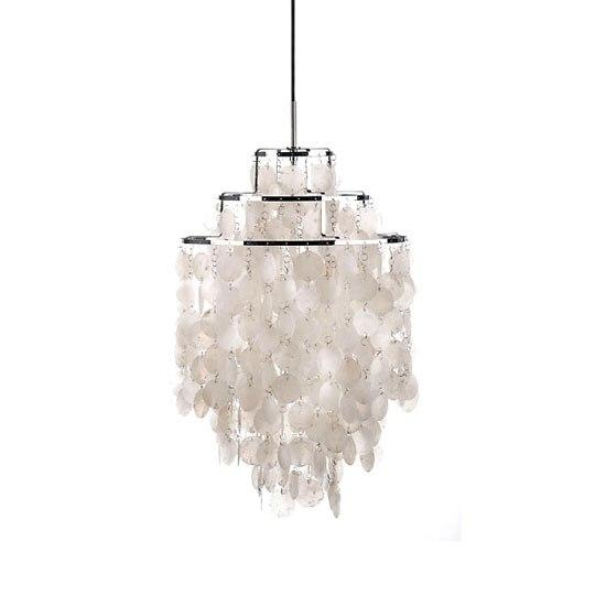 Fun Mother Of Pearl 1DM | Pendant By Verpan | General Lighting