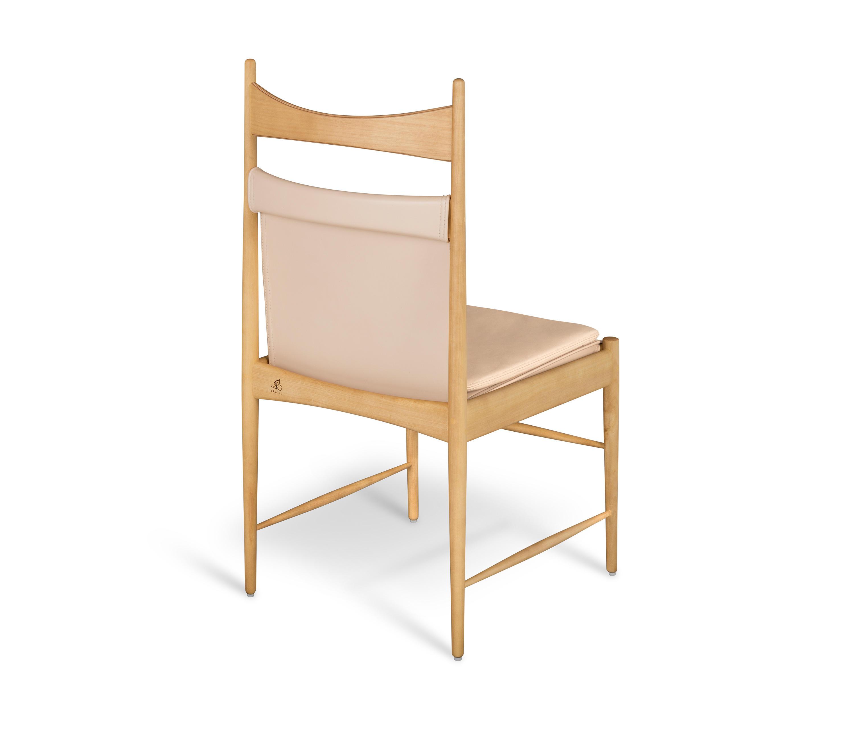 CANTU HIGH CHAIR Restaurant chairs from LinBrasil