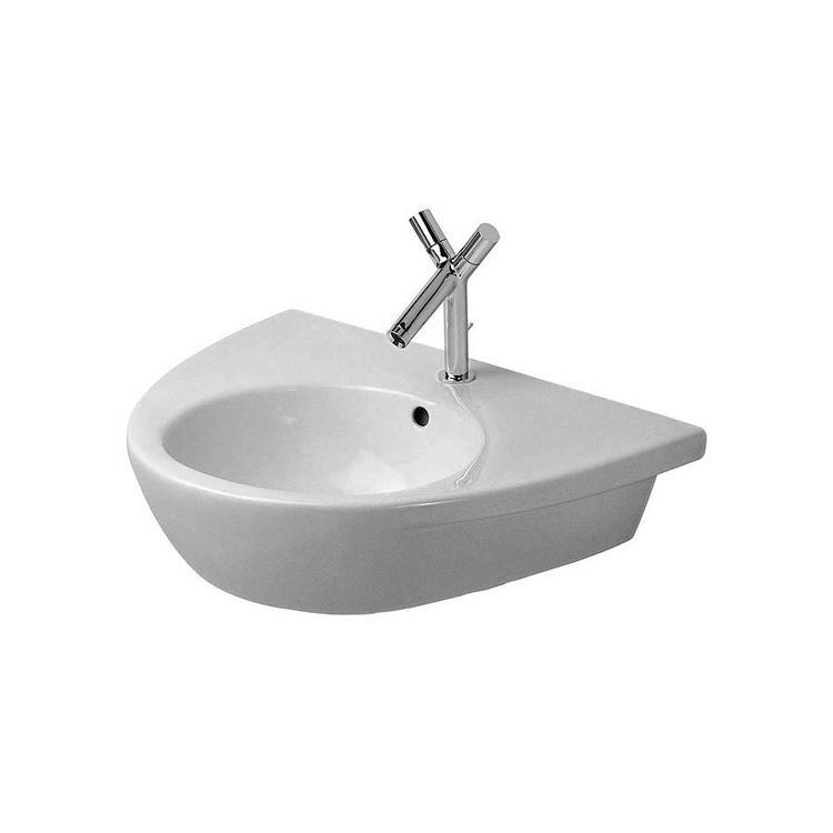 starck 2 lavabo lavabos de duravit architonic. Black Bedroom Furniture Sets. Home Design Ideas