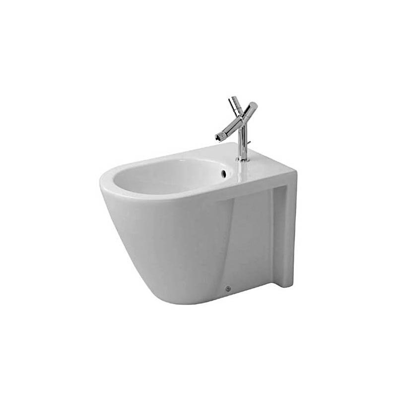 starck 2 bidet bidets from duravit architonic. Black Bedroom Furniture Sets. Home Design Ideas
