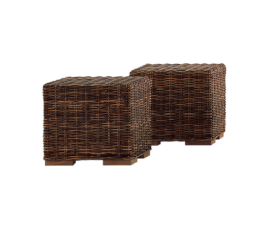 croco 11 gartenhocker von gervasoni architonic. Black Bedroom Furniture Sets. Home Design Ideas