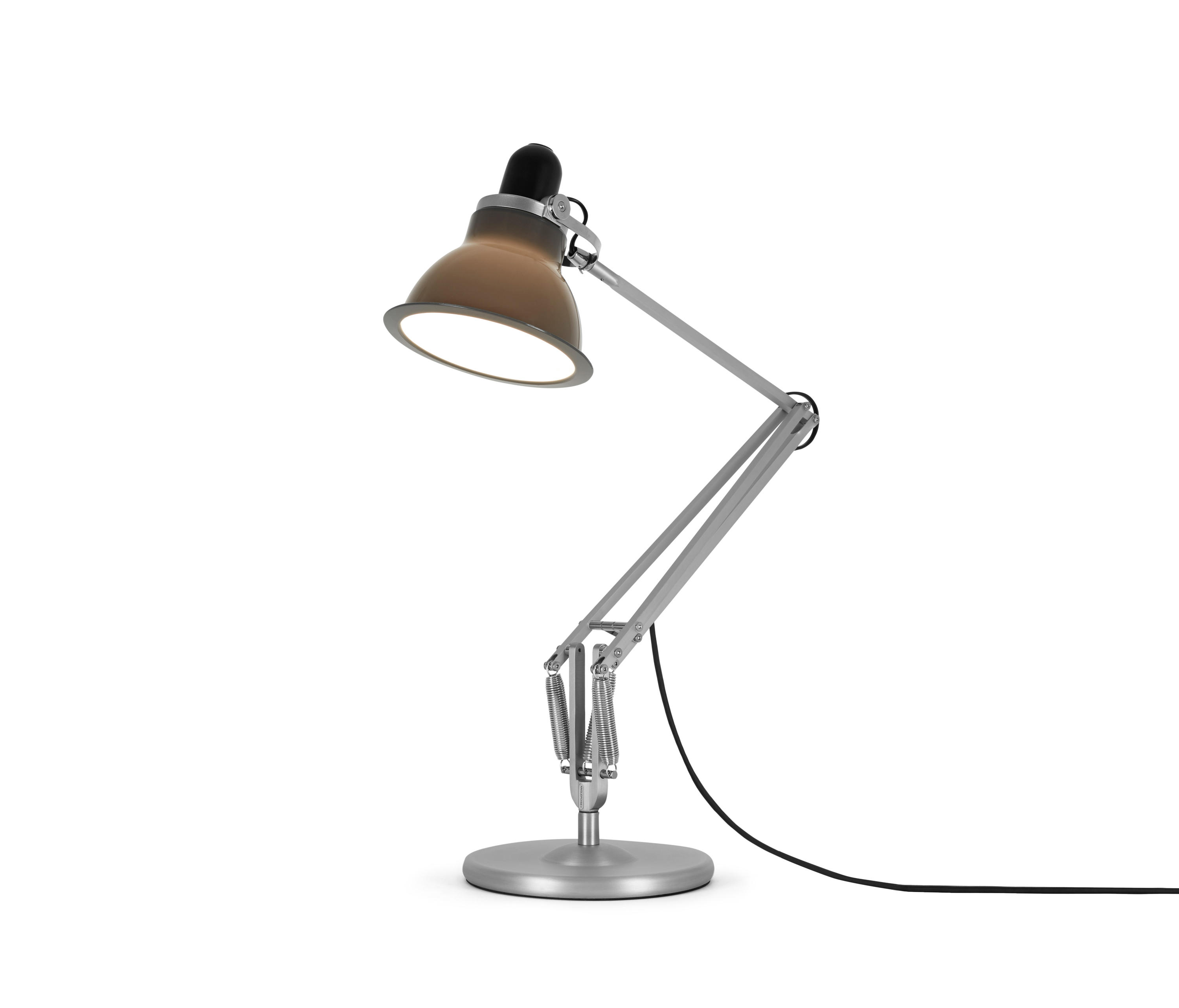Type 1228 desk lamp general lighting from anglepoise architonic - Table lamp types ...
