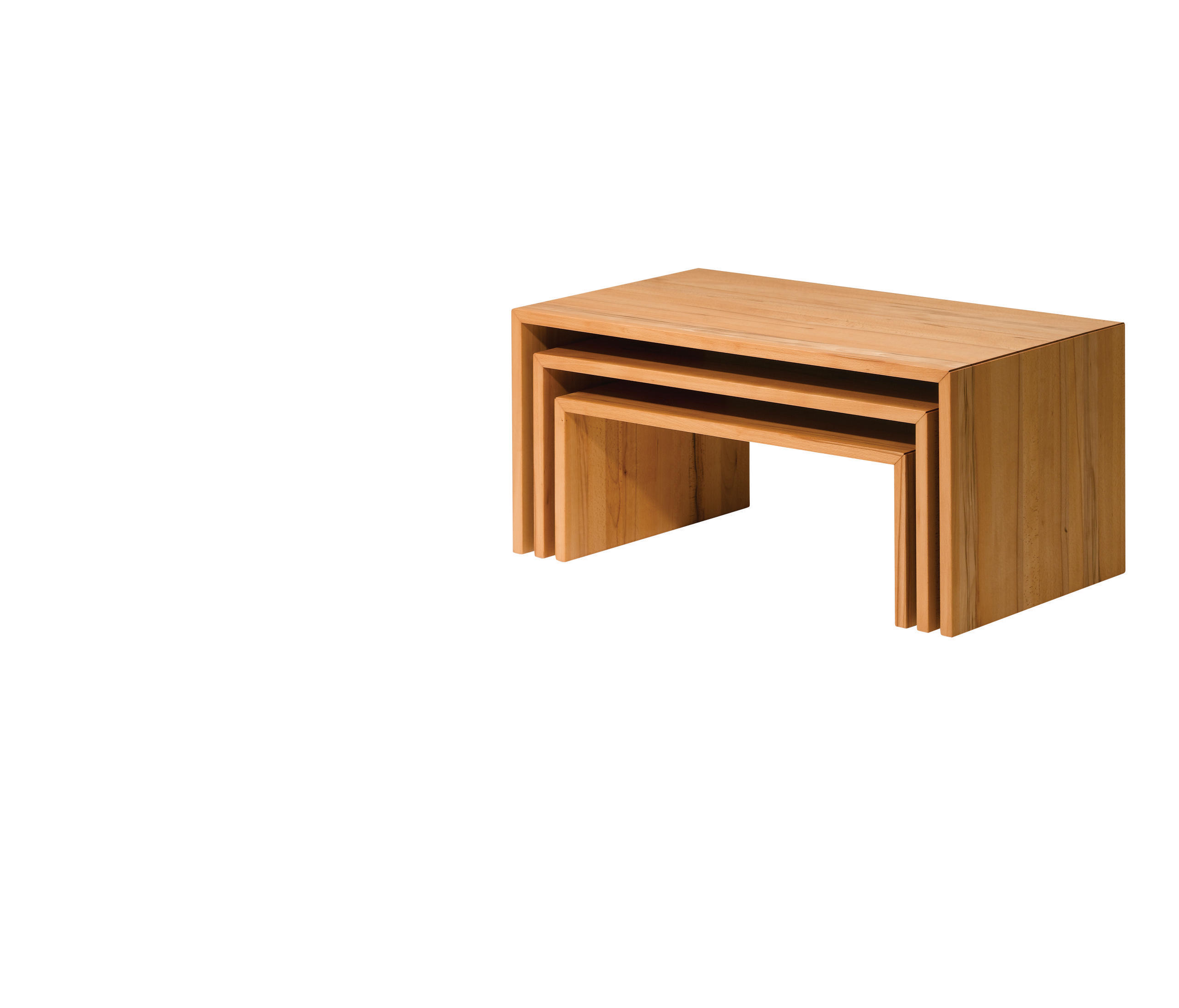 Ponte Set Of Three Coffee Table By Team 7 Tables