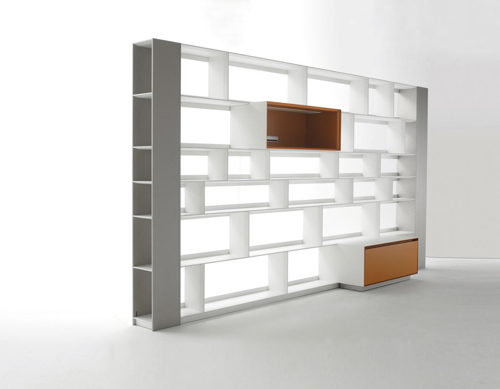Interior Desing Flat C Shelving From B Amp B Italia Architonic