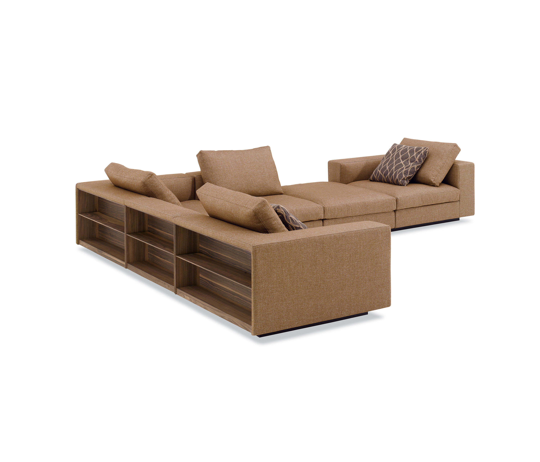 Living Landscape 750 Corner Sofa Modular Sofa Systems From Walter Knoll Architonic