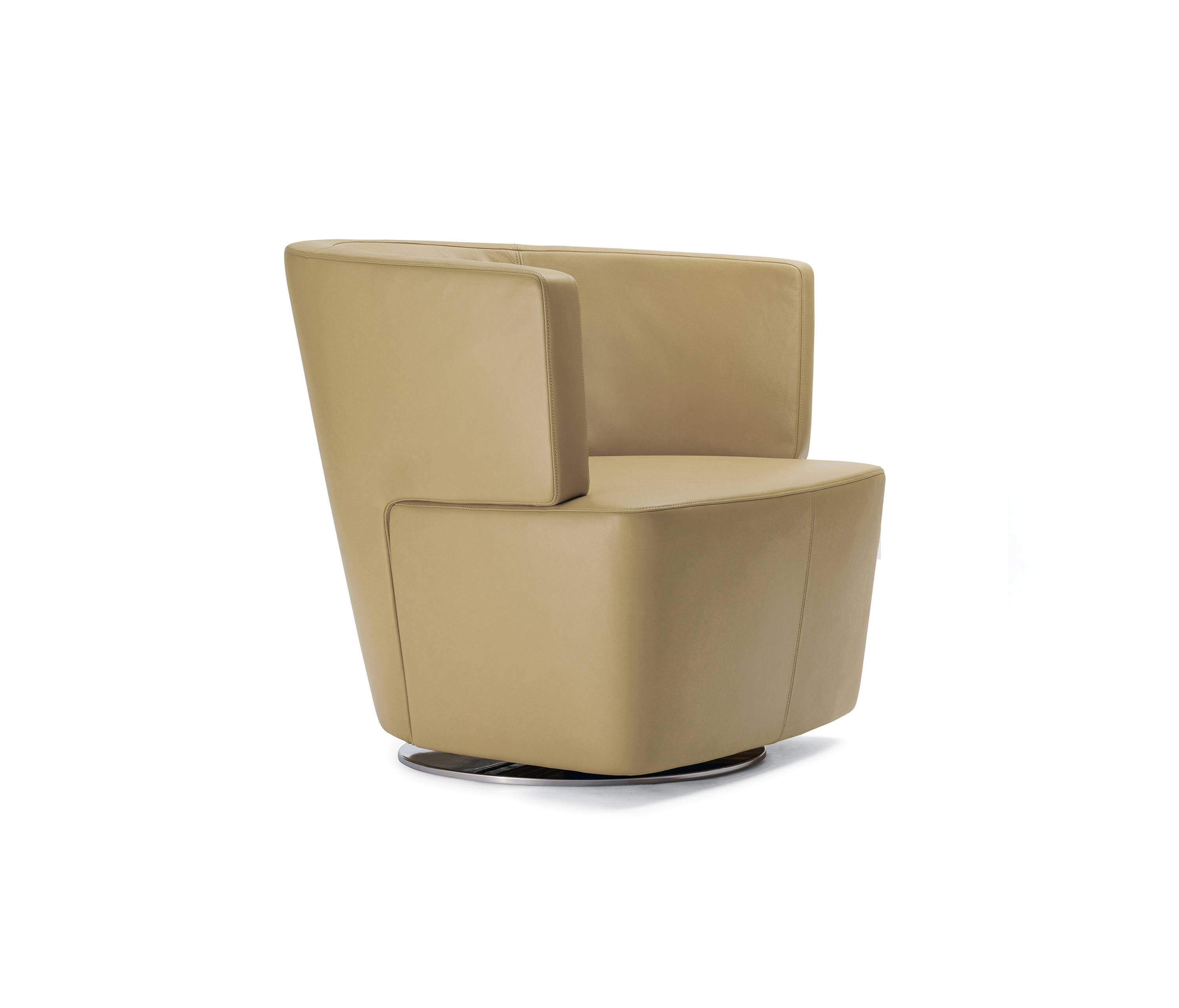 JOEL CLUBCHAIR Lounge chairs from Walter Knoll