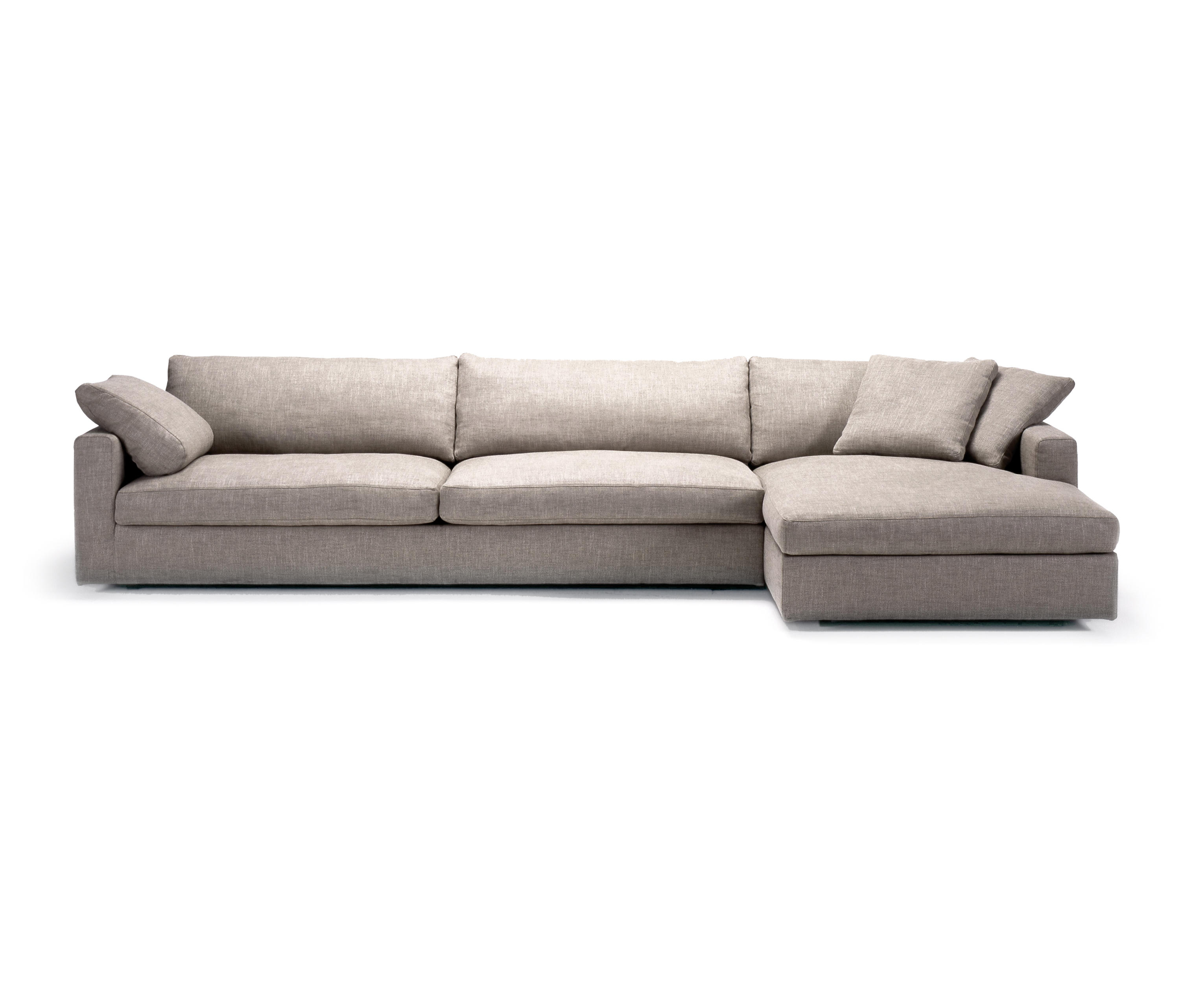 Fabio sofa chaise longue modular sofa systems from for Sofas con chaise longue