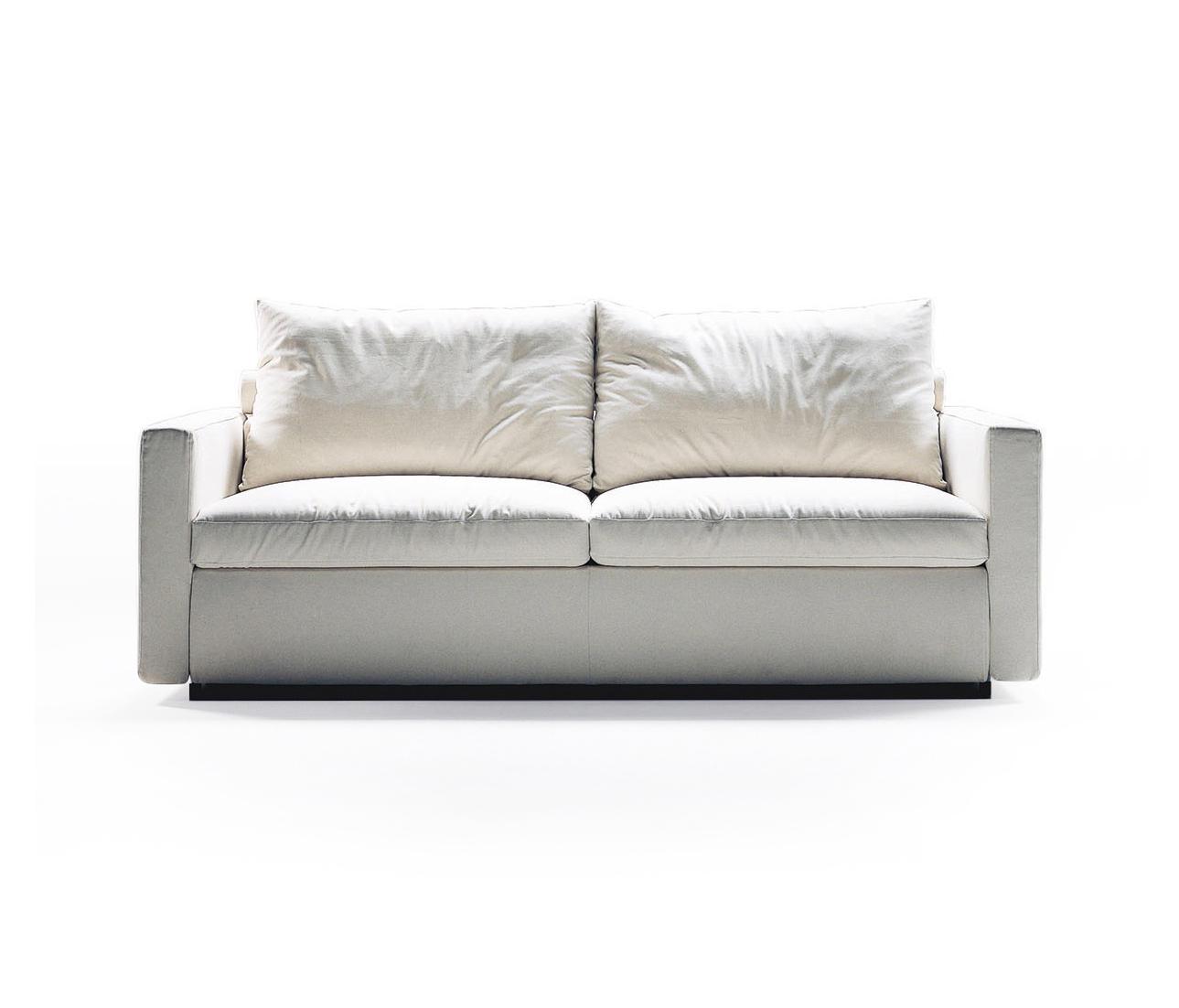 Divani letto minotti la base in alluminio verniciata for Divano letto low cost