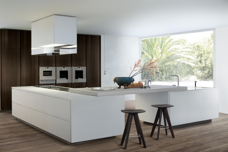 matrix einbauk chen von varenna poliform architonic. Black Bedroom Furniture Sets. Home Design Ideas