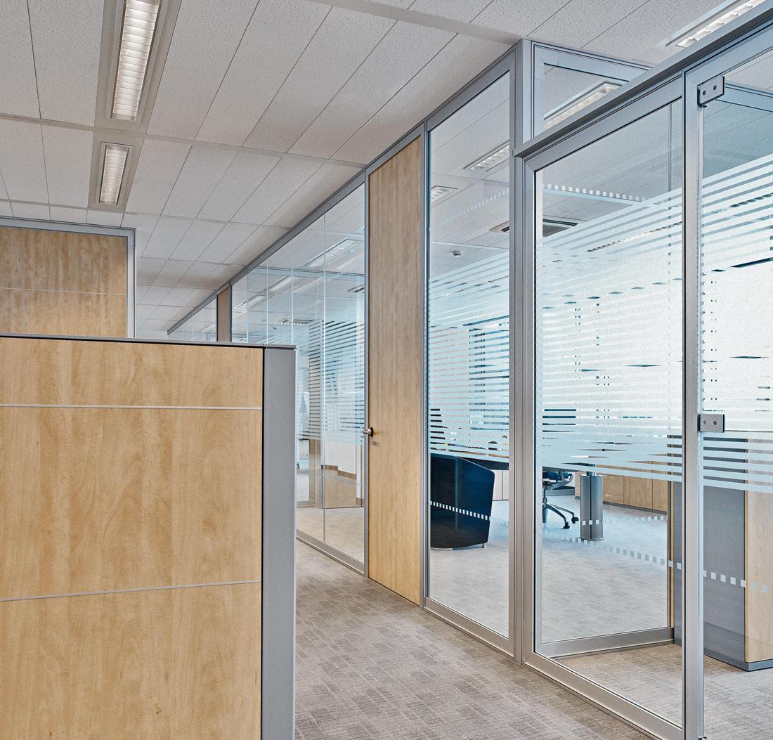 Lightbox separadores de espacio de oficina de estel for Separadores de oficina