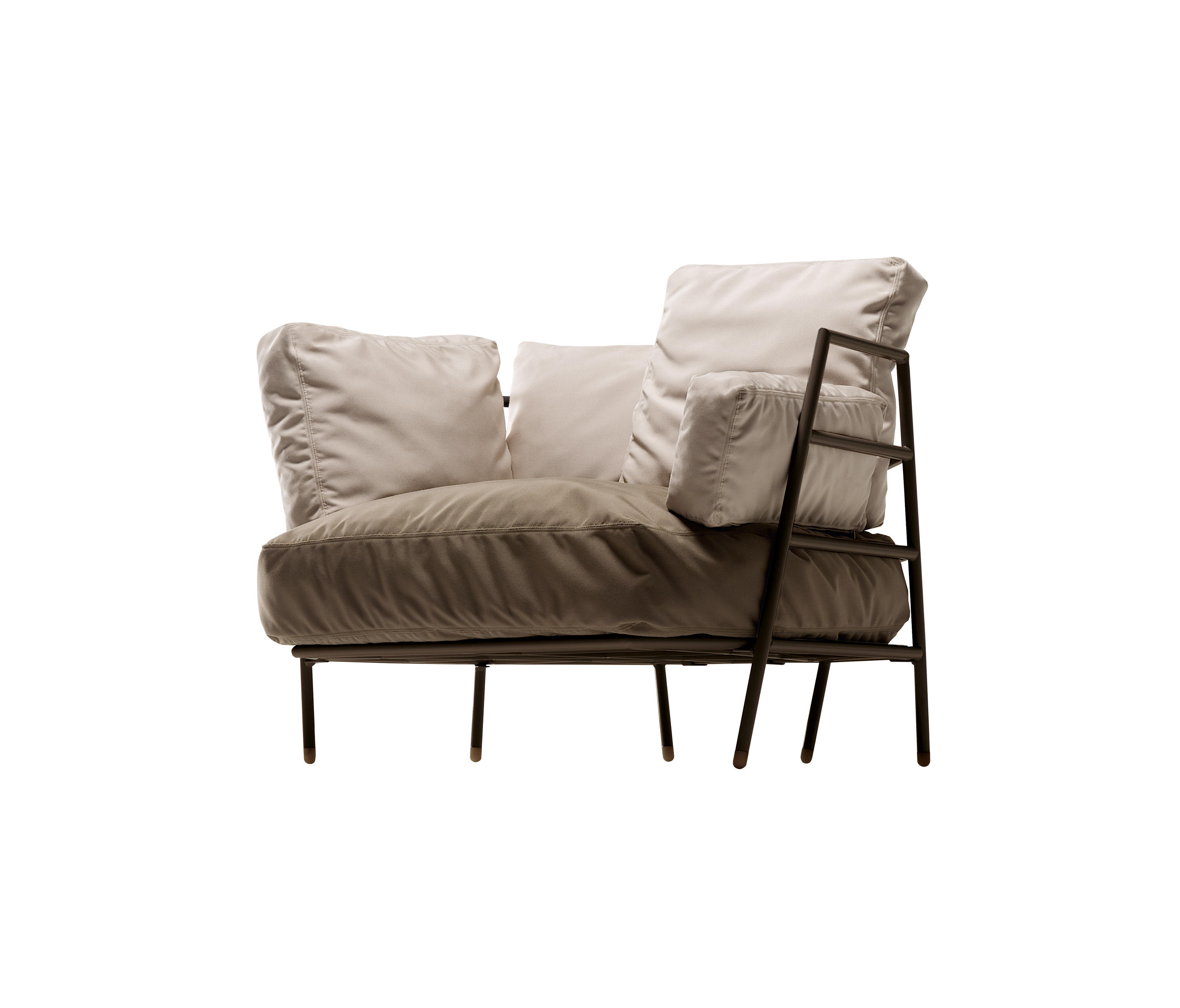 Dehors Outdoor Armchair 370 By Alias | Armchairs ...