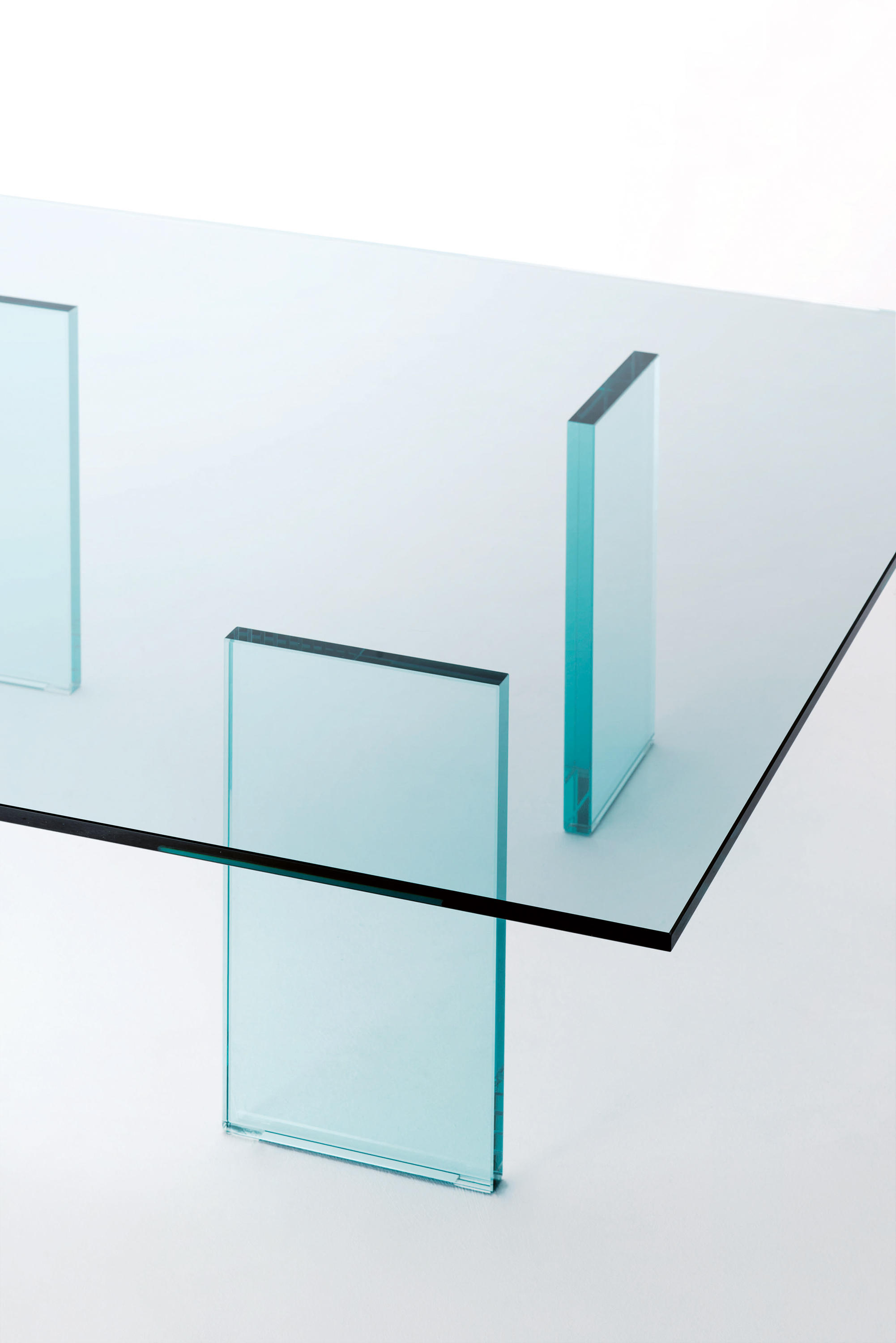 Glass Table. Glass Table By Glas Italia   Lounge Tables