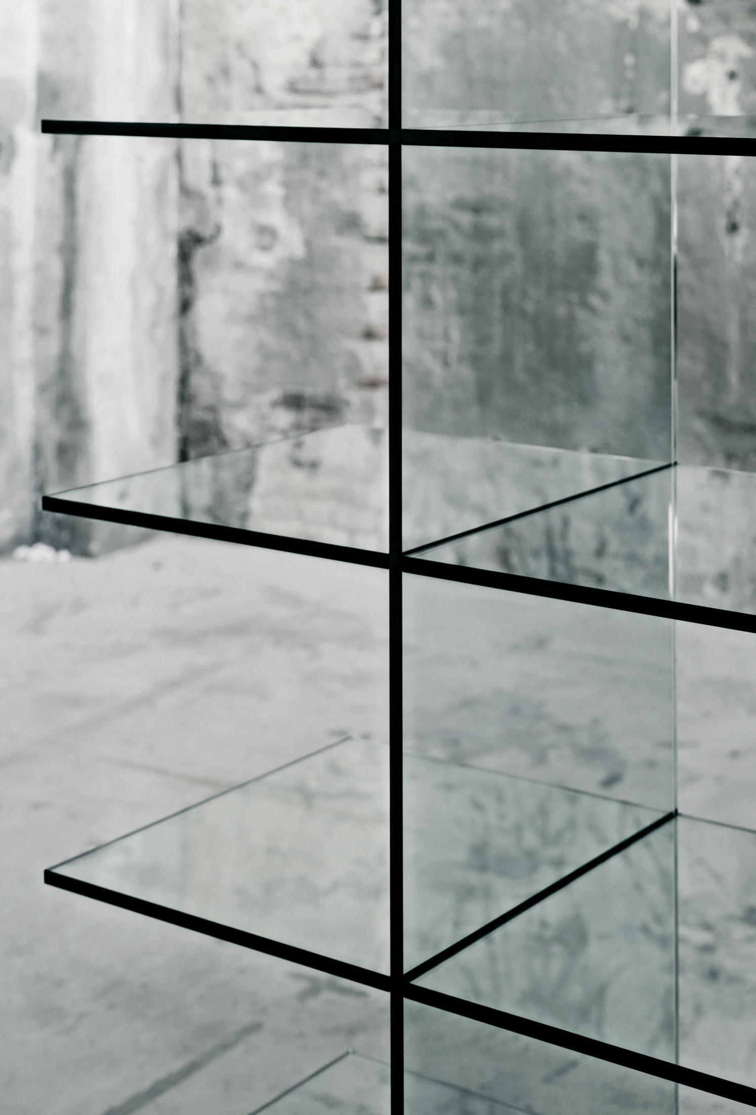 glass shelves 1 by glas italia shelving