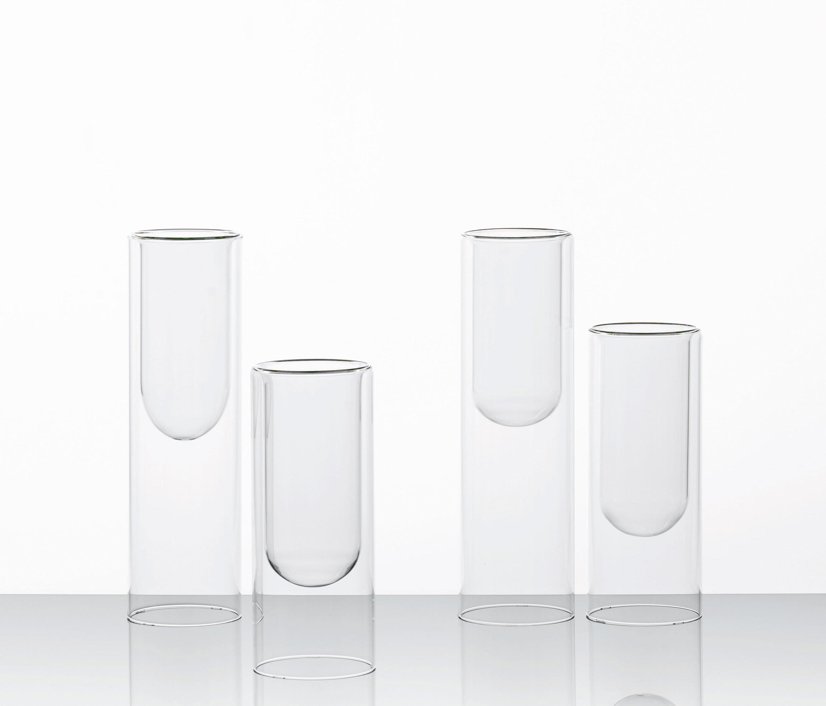 tutube vases from glas italia architonic. Black Bedroom Furniture Sets. Home Design Ideas