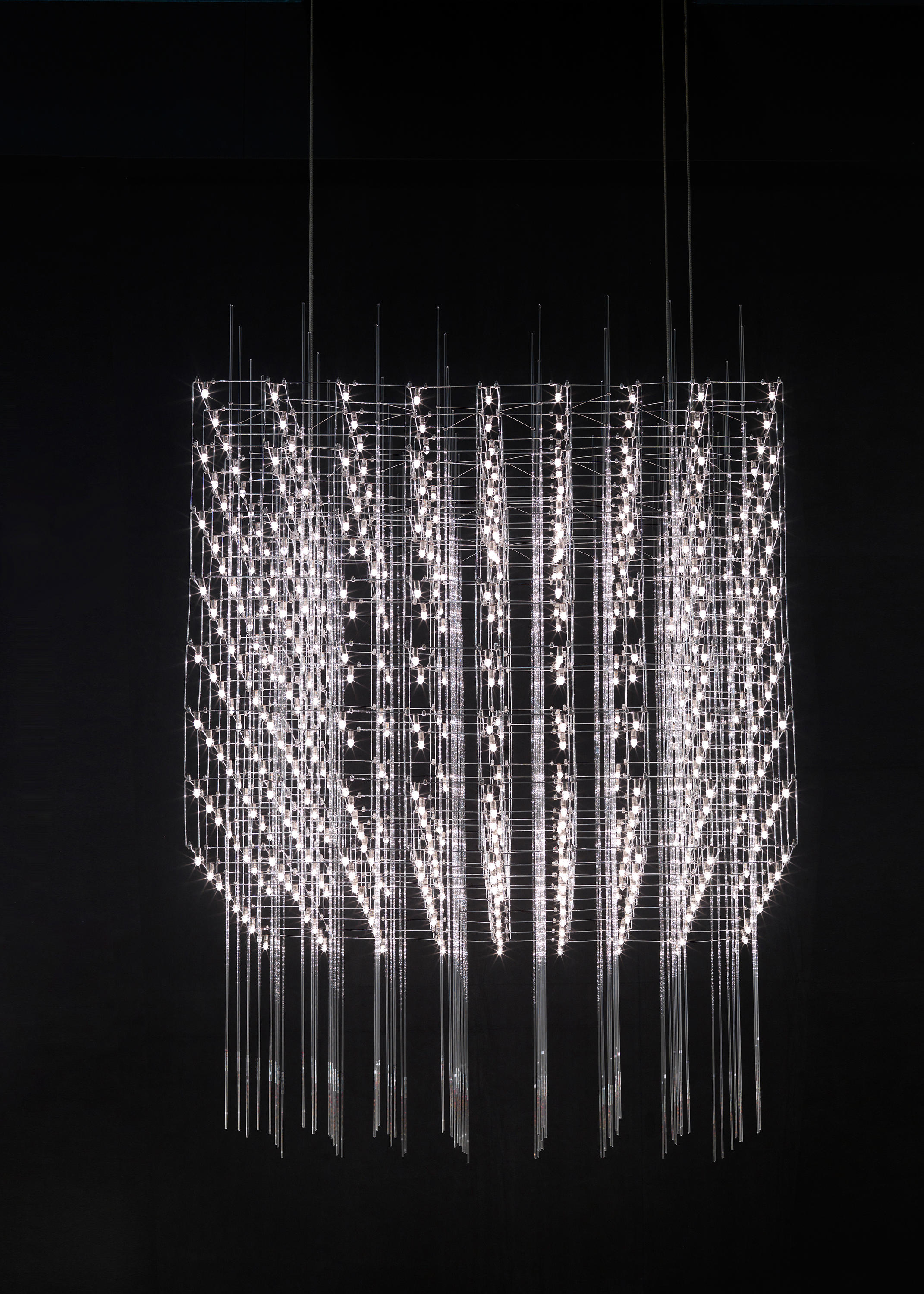 Universe Square Suspended Lamp Suspended Lights From