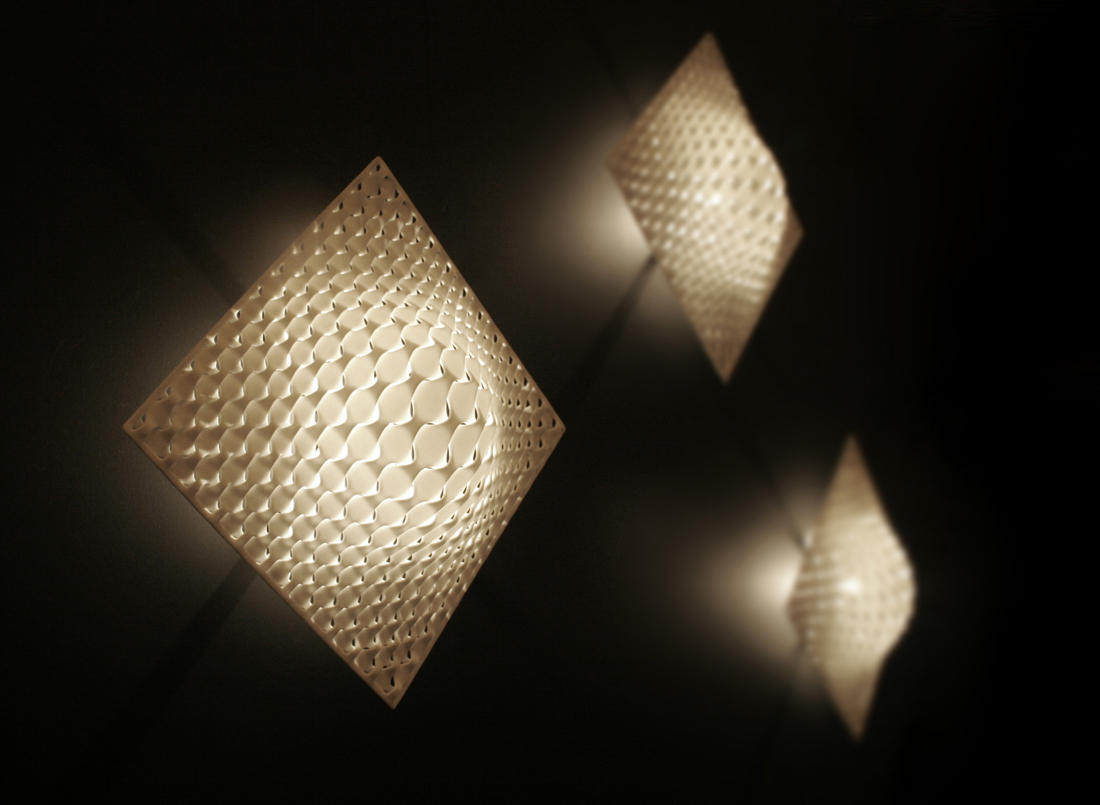 Vasarely Wall Lights From Freedom Of Creation Architonic
