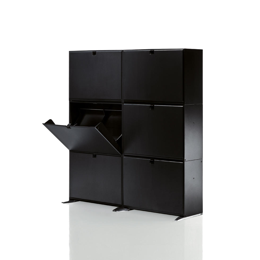 garage schuhschr nke regale von magis architonic. Black Bedroom Furniture Sets. Home Design Ideas